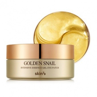 SKIN79 Płatki pod oczy Golden Snail Intensive Essence Gel Eye Patch 83g