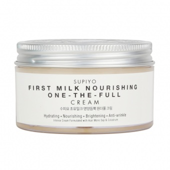 SUPIYO Odżywczy krem FIRST MILK NOURISHING ONE-THE-FULL CREAM 100ml