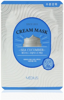 MEDIUS Maska w płacie Cream Mask Sea Cucumber