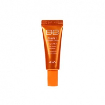 SKIN79 MINI krem BB Super+ Triple Functions Beblesh Balm Cream Orange 7g