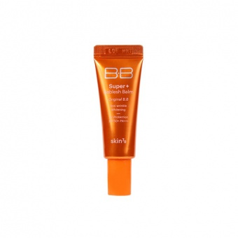 SKIN79 MINI krem BB Super+ Triple Functions Beblesh Balm Cream (Orange) - 7g