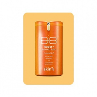 SKIN79 TESTER Krem BB Super+ Triple Functions Beblesh Balm Cream Orange 1g