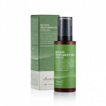 BENTON Serum do twarzy z zieloną herbatą Deep Green Tea Serum 30ml